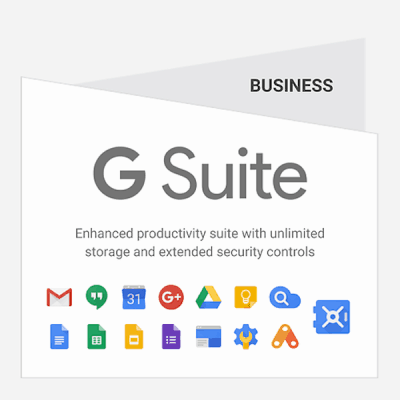 Install-configuration-Google-suite-business